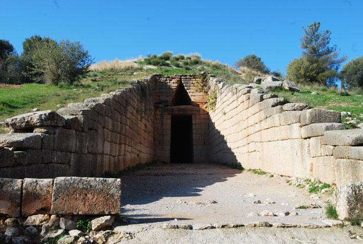 Tumba de Agamenón, Micenas