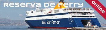 Reserva Billetes ferry en Grecia