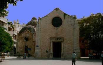 Iglesia de Santa Caterina (Agia Ekaterini), Rodas