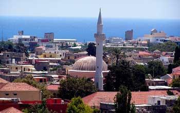 Mezquita de Ibrahim, Rodas