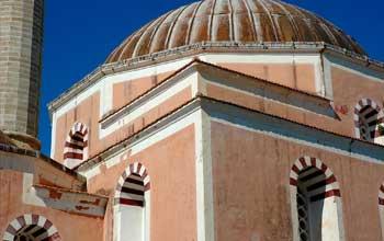 Mezquita de Soliman el Magnífico, Rodas