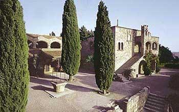 Monasterio de Panagia Filerimou, Rodas