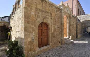Sinagoga Kahal Shalom, Rodas