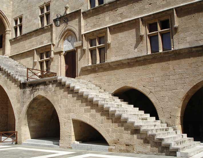 Palacio del Gran Maestre, Rodas