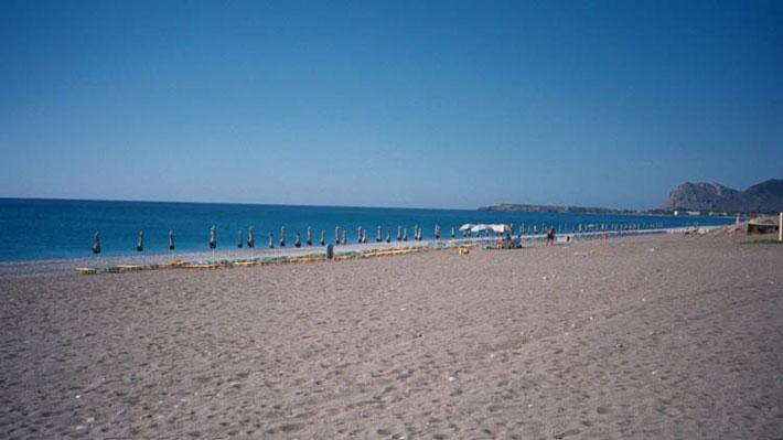 Playa de Afandou | Playas de Rodas