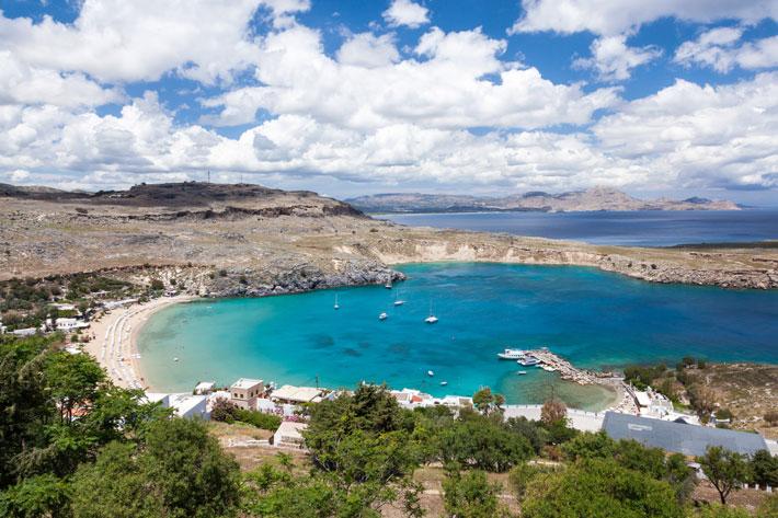 Playa de Vlycha | Playas de Rodas