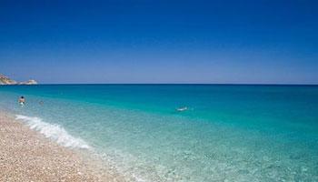 Playa de Rodas. Playa Afandou