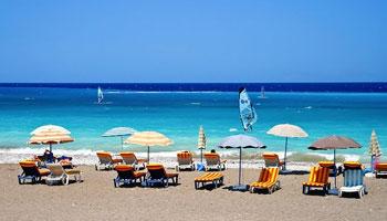 Playas de Rodas. Playa de Ialyssos (Ialissos)
