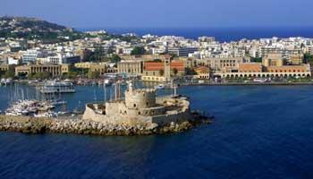 Ciudad medieval de Rodas