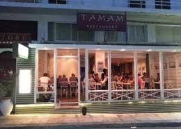 Tamam, Restaurante Rodas recomendado y aconsejado