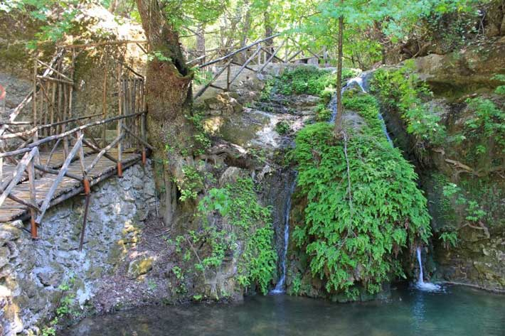 Valle de las Mariposas (Petaloudes), Grecia