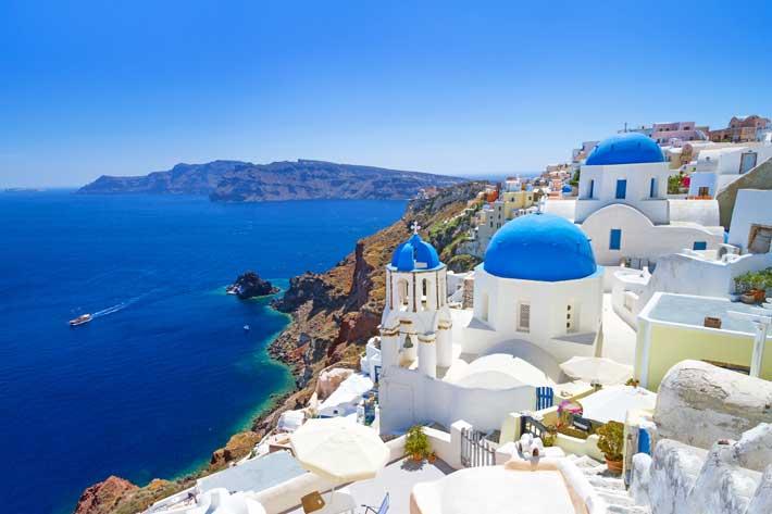 Oia Ia Santorini GrecoTour
