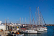 Puerto náutico de Lavrion (Ática cerca de Atenas)