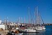 Puerto náutico de Milos, Grecia