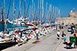 Puerto náutico de Rodas, Grecia
