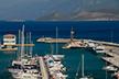 Puerto náutico de Samos, Grecia