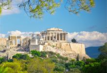 Viajes a Atenas