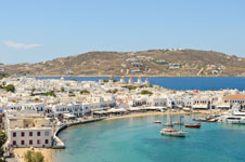 Viaje Atenas, Mykonos, Santorini