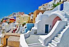 Viaje Mykonos, Santorini y Atenas