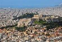 Viaje Atenas con Mykonos y Santorini
