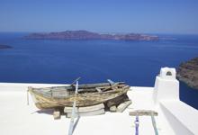 Viaje a Atenas, Santorini y Mykonos