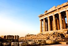 Viaje Atenas, Santorini en Caldera y Mykonos