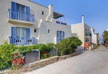 Hotel Iria Beach Cat 4**** | (Agia Anna) Naxos