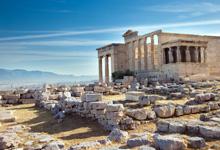 Viaje Atenas, Naxos y Santorini