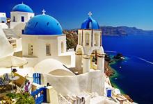 Viaje Atenas Naxos Santorini (playas)