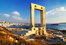 Viaje Atenas Naxos Santorini