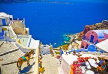 Viajes a Santorini