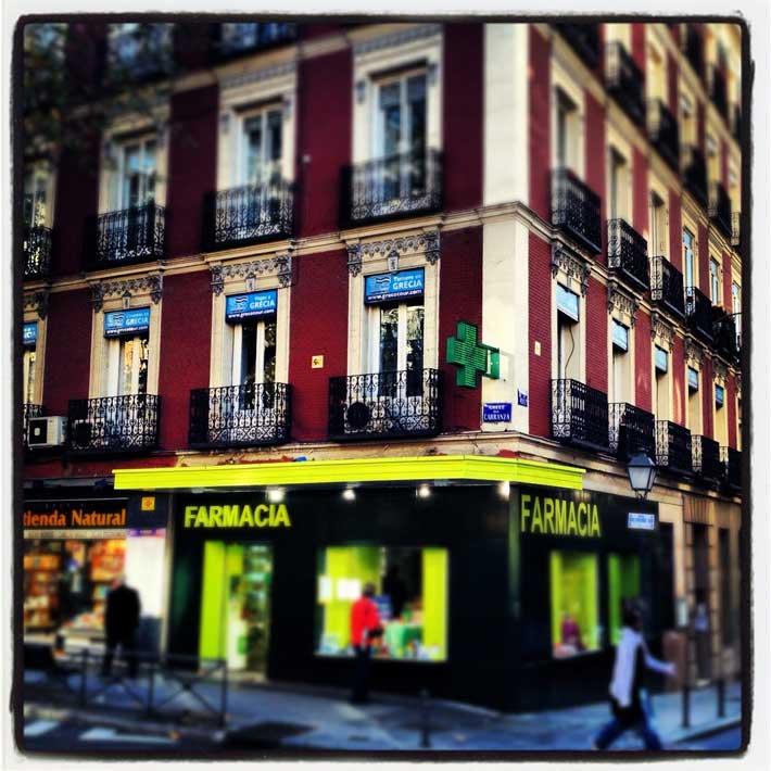 Nuestras oficinas en Madrid