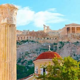 10DIAS Viaje Atenas, Crucero 4Días, Circuito Bus 2Días