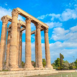 10DIAS Viaje Atenas, Crucero 3Días, Circuito Cultural Bus 3Días