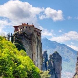 10DIAS Viaje Grecia al Volante - Peloponeso + Delfos + Meteora