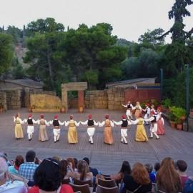 Espectáculo Danzas Tradicionales Griegas en Atenas