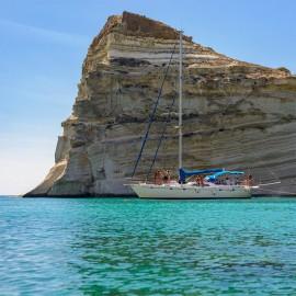 Excursión Crucero en Velero por Milos