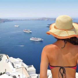 10DIAS Viaje Atenas, Crucero 4Días, Santorini