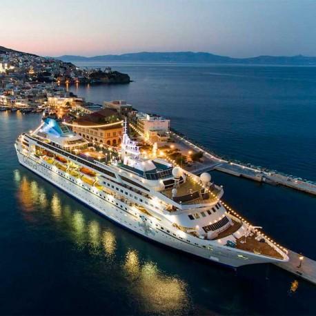 08DIAS Viaje Atenas Crucero Islas Griegas 3Días