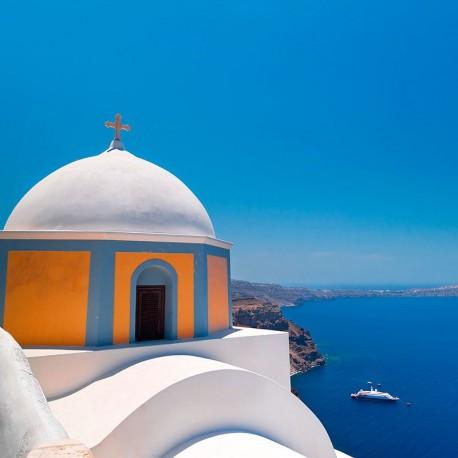 Viaje Atenas Mykonos Santorini
