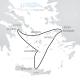 Viaje Atenas Crucero Islas Griegas Santorini