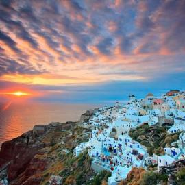Oferta de Viaje Atenas Mykonos Santorini