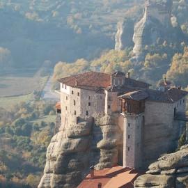 10DIAS Viaje Grecia al Volante - Mini Peloponeso + Delfos + Meteora Total