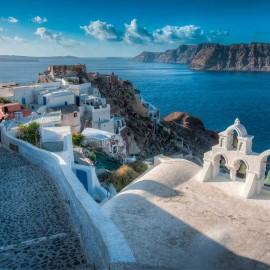 07DIAS Excursión a Mykonos y Santorini desde Atenas