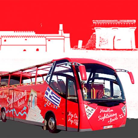 Autobus Turístico Heraklion Knosos y Playas Creta