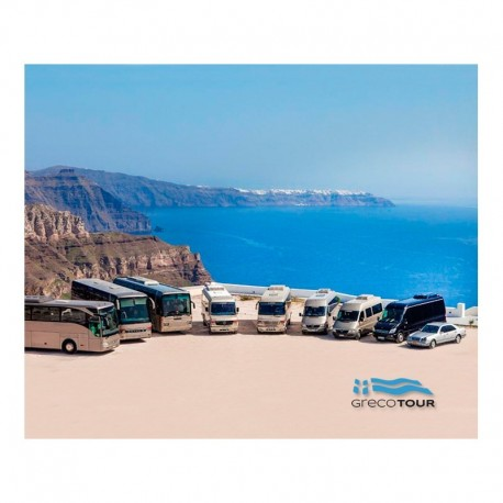 Traslados en Grupo Santorini - Importe NETO para Agencias