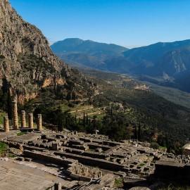 Excursión a Delfos desde Atenas - Importe NETO para Agencias