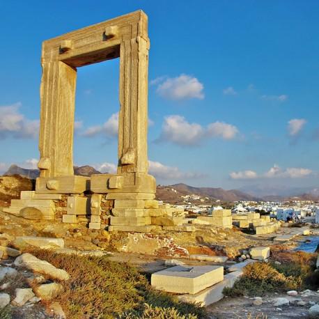 10 Días / 9 Noches - Viaje Atenas Naxos Santorini