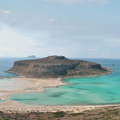 Excursión a GRAMVOUSA y BALOS desde Kissamos CRETA