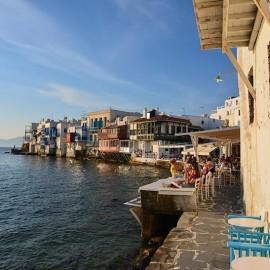Visita Mykonos desde Naxos